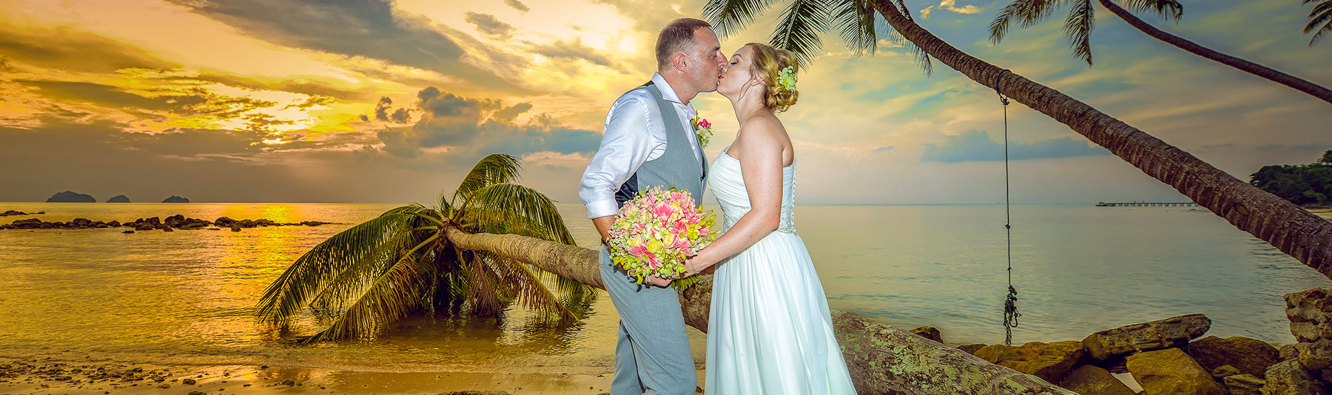Thailand Destination Wedding
