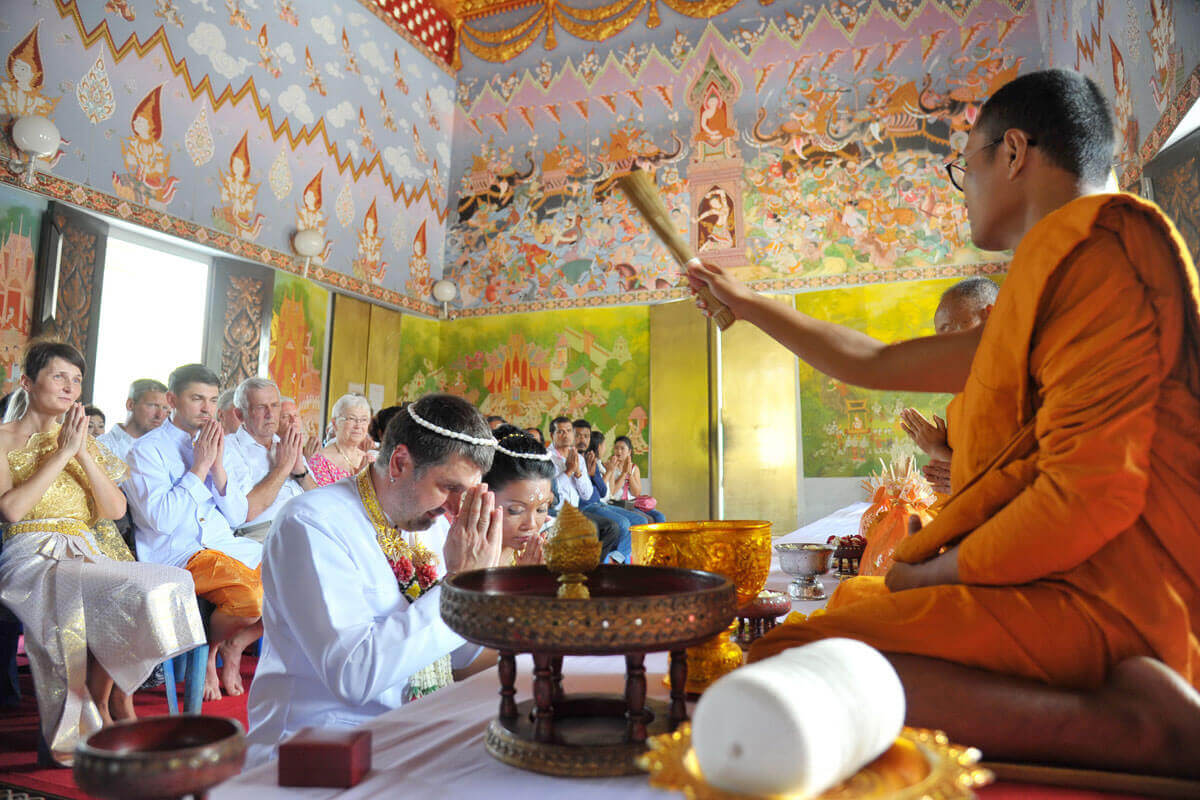 Buddhist Blessing Package Option 01