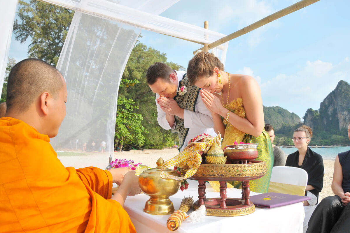 Buddhist Blessing Package Option 03