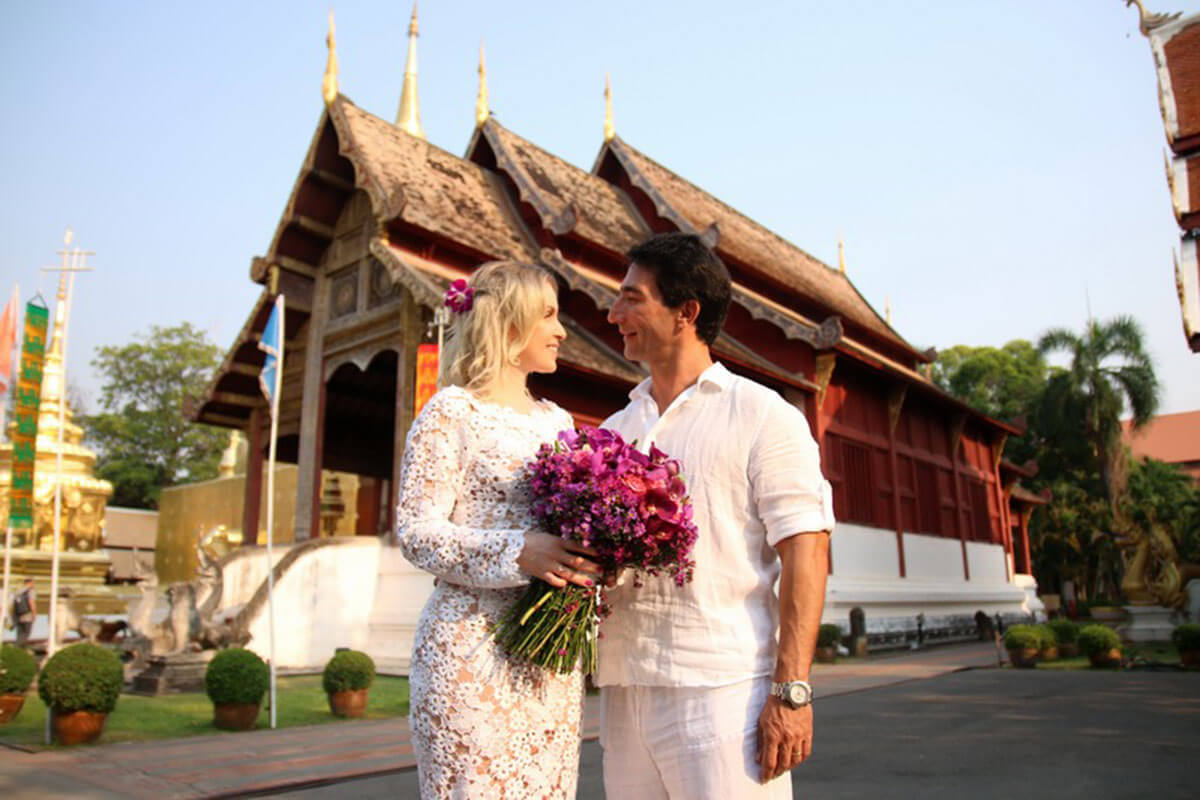 Chiang Mai Wedding