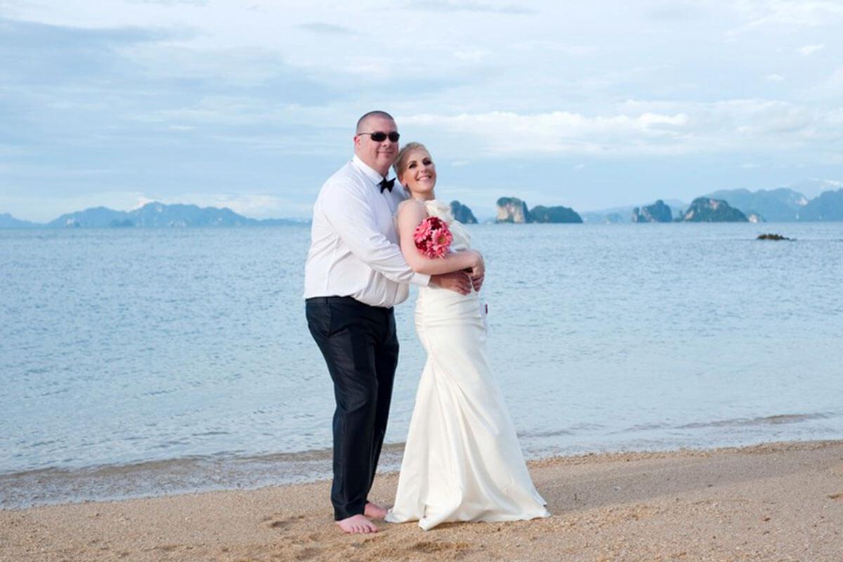 Lone Island Wedding