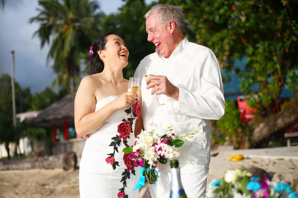 Promotion Koh Chang Beach Wedding Package