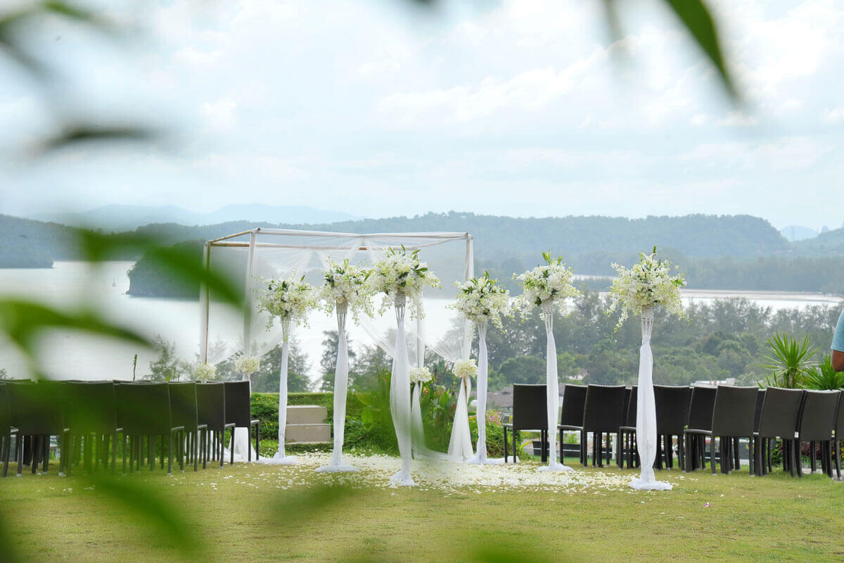 Promotion Krabi Garden Wedding Package