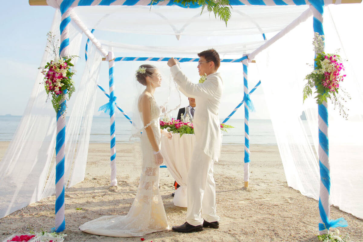 Religious Protestant Wedding Ceremony Package
