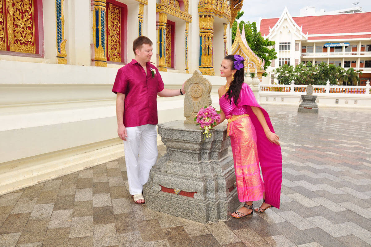 Thai Marriage Costumes