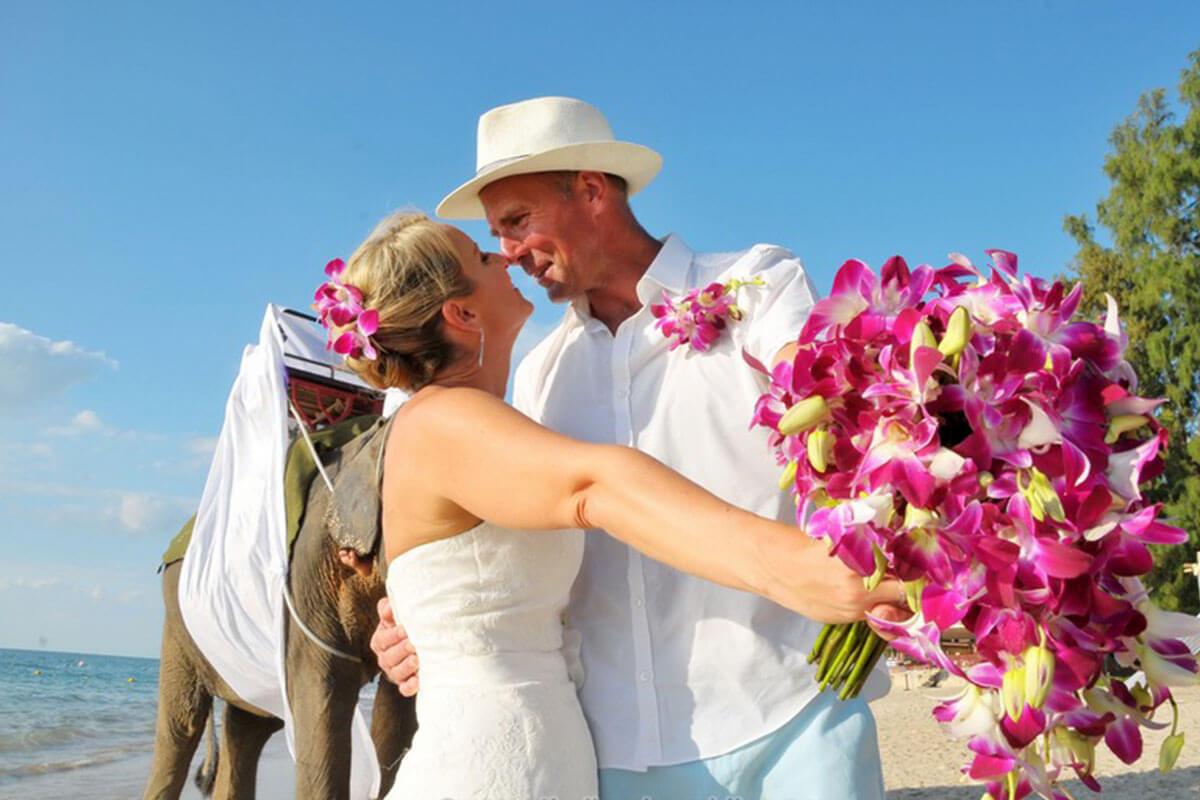 Trang & Islands Wedding