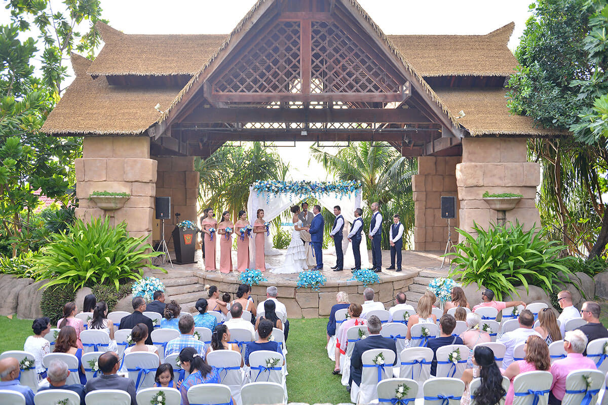 Wedding Master Ceremony Services