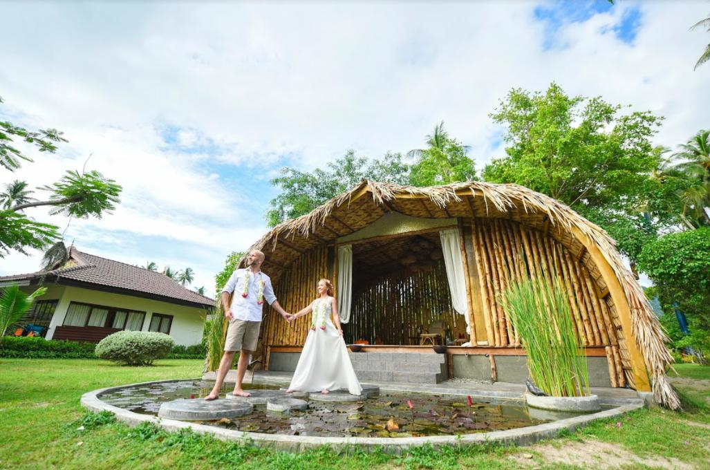 蘇美島(Koh Samui) 島嶼婚禮